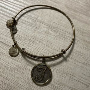 T initial alex and ani bracelet